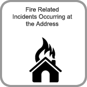 Fire Related Incidents Occurring at the Address