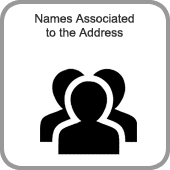 Names Associated to the Address