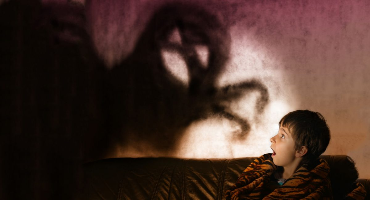 Fear of Ghosts and the Dark, Can Lead to Insomnia image